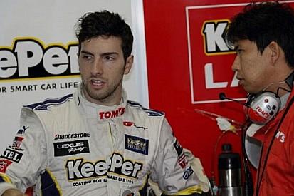Primi punti in Super Formula per Andrea Caldarelli