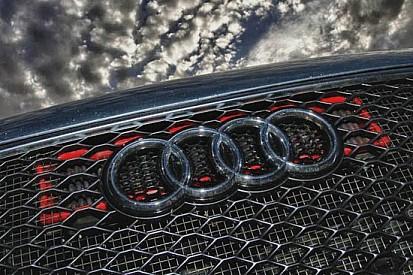 Una Audi RS5 per Ferdinando Geri