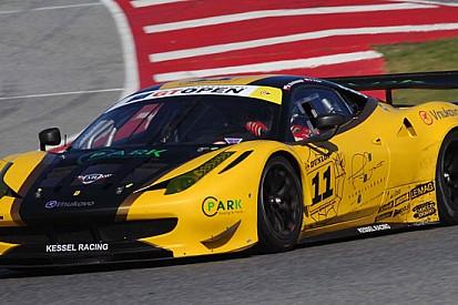 Kessel Racing al top nei test di Barcellona