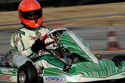Schumi rinuncia alla gara in kart di Muro Leccese