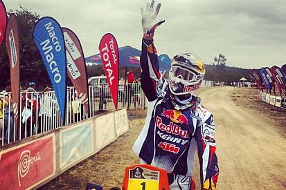 Despres gestisce e vince la sua quinta Dakar!