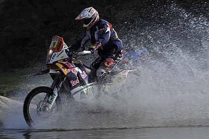Dakar, 11° tappa: Bis di Caselli!