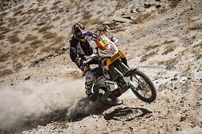 Dakar, 7° Tappa: primo centro per Kurt Caselli