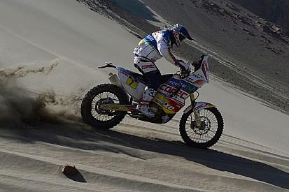 "Dakar, 6° Tappa: ""Chaleco"" Lopez cala il tris"