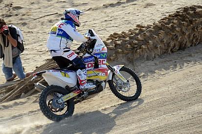 """Dakar, 3° Tappa: secondo acuto per """"Chaleco"""" Lopez"""