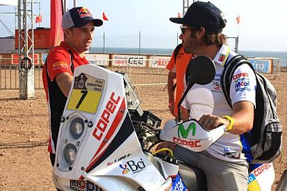 Dakar, 1° Tappa: primo acuto di Lopez tra le moto