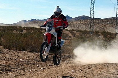 Niente Dakar per Felipe Zanol e Sam Sunderland