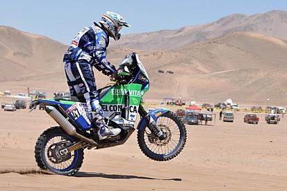 """Zanotti e la Dakar: """"Voglio portare la moto alla fine"""""""