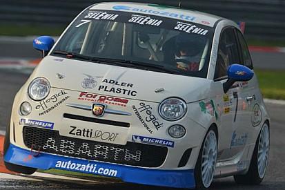 Doppia pole per Alex Campani a Monza