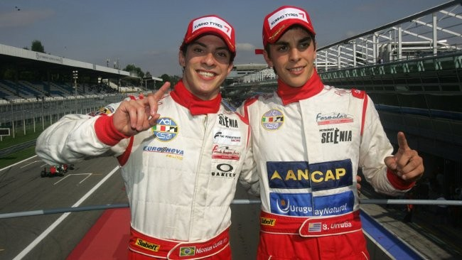 Gara 3 a Giovinazzi, Nicolas Costa è campione