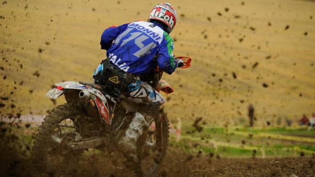 Italia in testa al Trofeo Junior alla Six Days