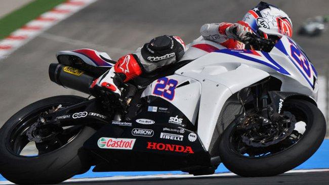 Broc Parkes torna in pole nella Supersport