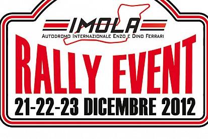 E' confermato l'Imola Rally Event prima di Natale