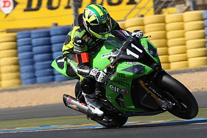 Trionfo Kawasaki a Le Mans, Suzuki SERT campione
