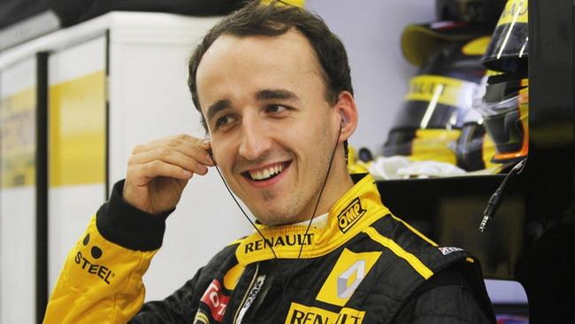 Kubica subito vittorioso nel suo ritorno nei rally!