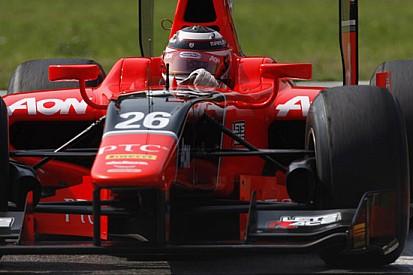 Max Chilton conquista la pole position a Monza
