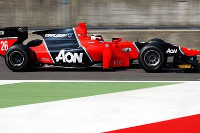 Chilton prova a scappare nelle libere di Monza