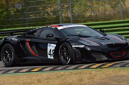 Esordio incoraggiante per la McLaren MP4-12C
