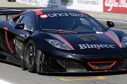 Alessandra Neri felice per la chance con la McLaren