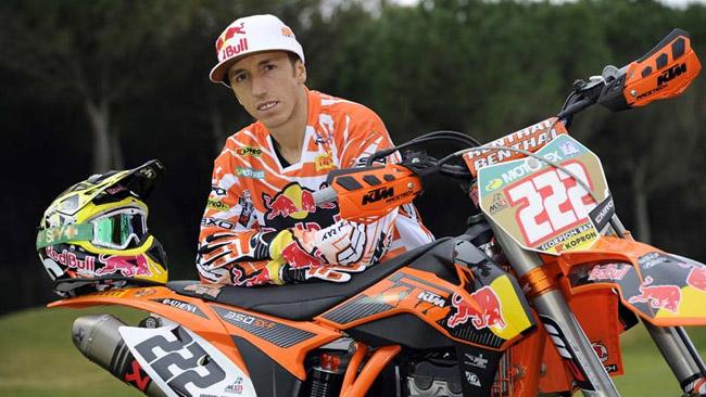 Tony Cairoli guida l'Italia al Motocross delle Nazioni