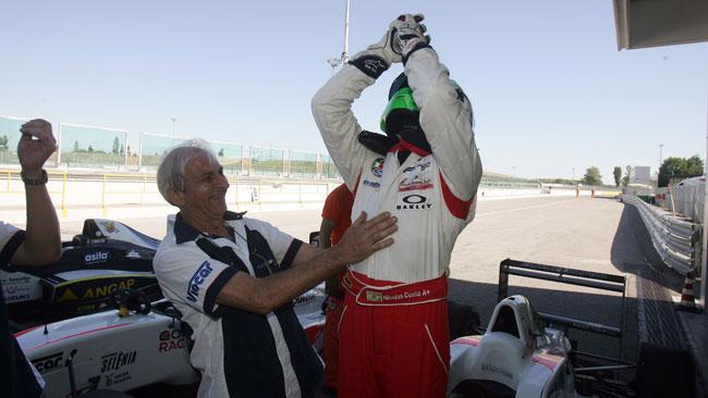 Nicolas Costa si impone nella gara lunga di Misano