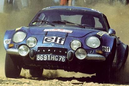 Alpine A110: la sua storia nel mondo dei rally