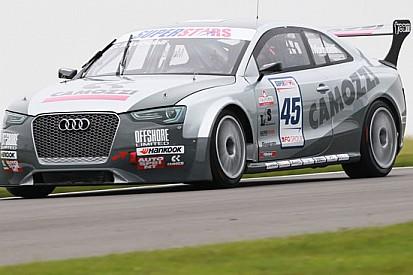 Gara 1: Morbidelli nel dominio dell'Audi RS5!