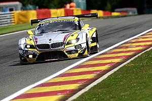 BES Reporte de calificación BMW en la parte alta de la calificación para las 24 Horas de Spa-Francorchamps