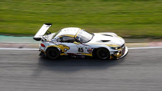 24 Ore di Spa: la BMW Z4 svetta nelle Qualifiche