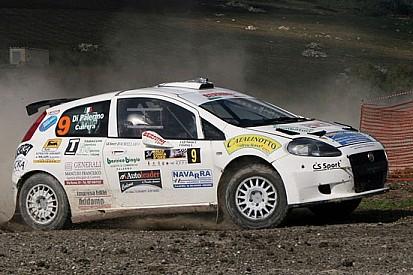 40 iscritti per la prima prova del Trofeo Rally Terra