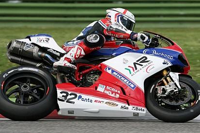 Lai e Ducati al top in qualifica ad Imola