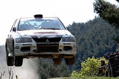 Fabio Gianfico nel TRT con la Pro Race Rally