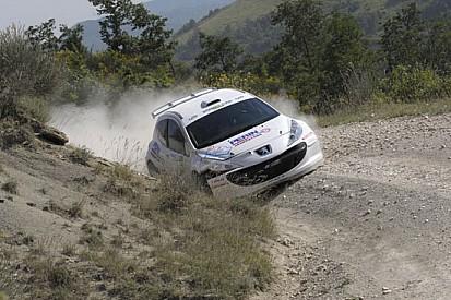 Daniele Ceccoli nel TRT con Power Car Team