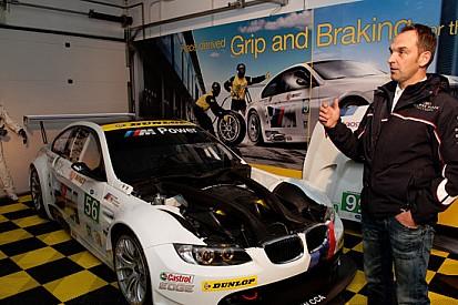 Farfus e Muller presentano le Dunlop Sport Maxx