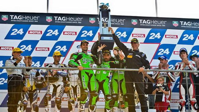 Bis per il Team SRC Kawasaki alla 24 Ore di Le Mans