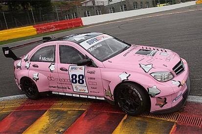 Michela Cerruti torna al top a Spa-Francorchamps