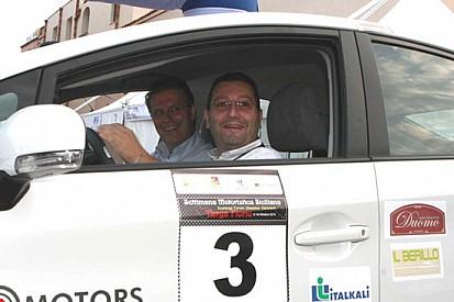 Totò Riolo si lega alla Concordia Motorsport