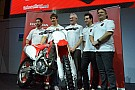 Presentato l'Honda World Motocross Team