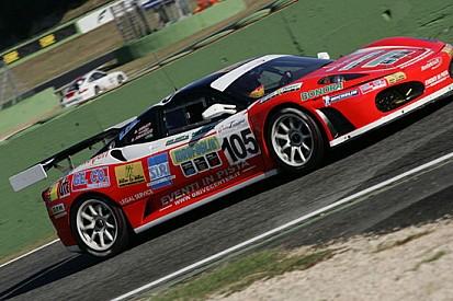 Amaduzzi-Cerati vincono gara 2 della GT Cup-GT4