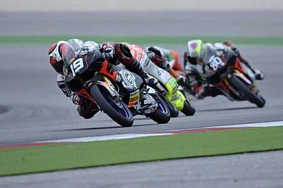 Tonucci in pole position a Misano