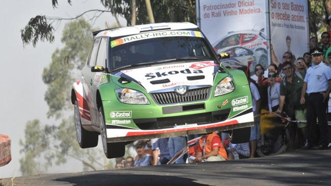 Madeira, PS20: Hanninen soffia il terzo posto a Nunes