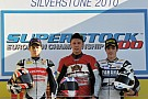 Luke Mossey vincitore in casa a Silverstone