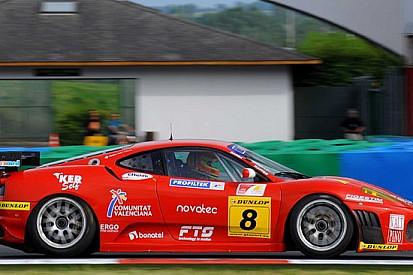 Dominio Ferrari nella prima qualifica a Magny-Cours