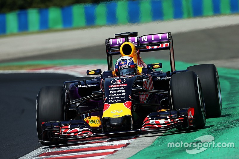 Ricciardo thinks Red Bull can be second best in Hungary