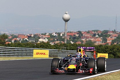 Otimista, Ricciardo vê Red Bull como segunda força na Hungria