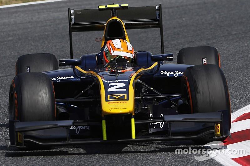 Piloto da Williams, Alex Lynn crava sua primeira pole na GP2