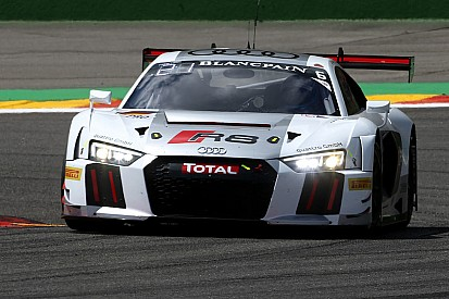 Stippler secures Spa 24 Hours pole for Audi