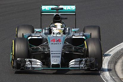 """Hamilton se anima com bom ritmo da Red Bull: """"quanto mais, melhor"""""""