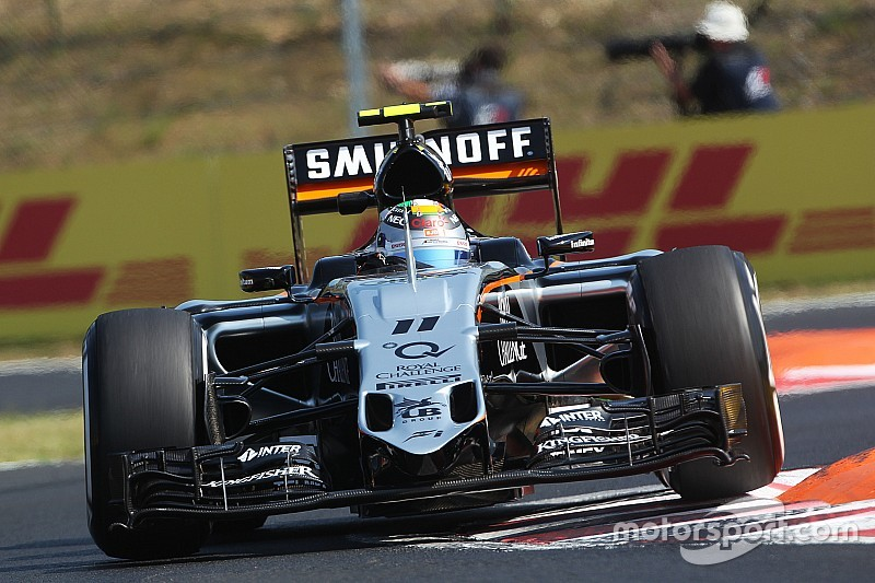 Force India confident in suspension fix