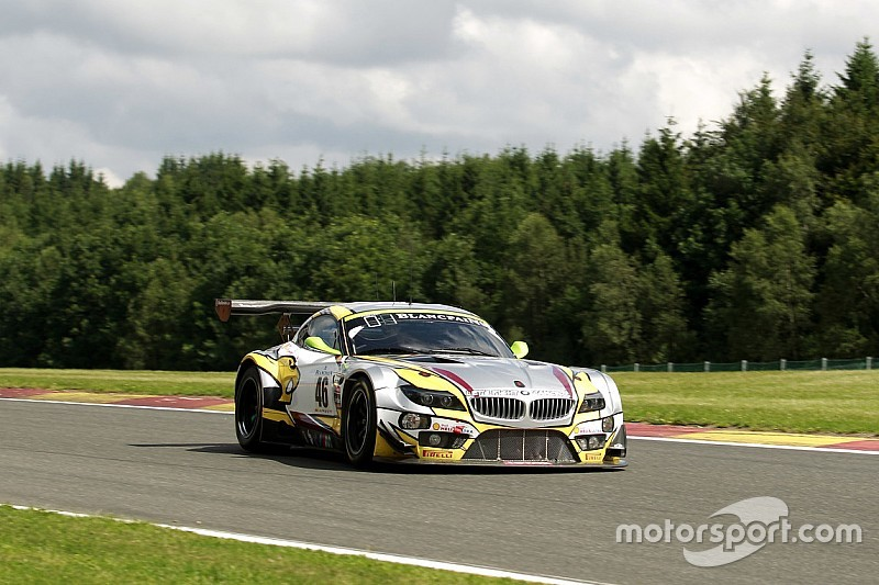 24 Hours of Spa Beckons for Marc VDS